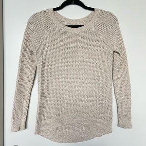 Rubbish Oatmeal Sweater